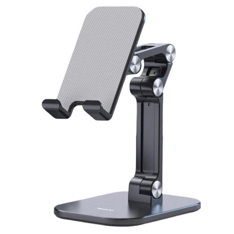 Suport telefon birou, tableta Yesido C104, portabil, negru