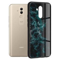 Husa Huawei Mate 20 Lite Techsuit Glaze, Blue Nebula