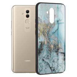 Husa Huawei Mate 20 Lite Techsuit Glaze, Blue Ocean