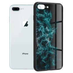 Husa iPhone 7 Plus Techsuit Glaze, Blue Nebula