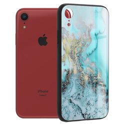 Husa iPhone XR Techsuit Glaze, Blue Ocean