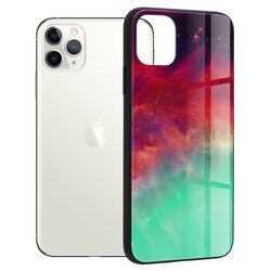 Husa iPhone 11 Pro Max Techsuit Glaze, Fiery Ocean