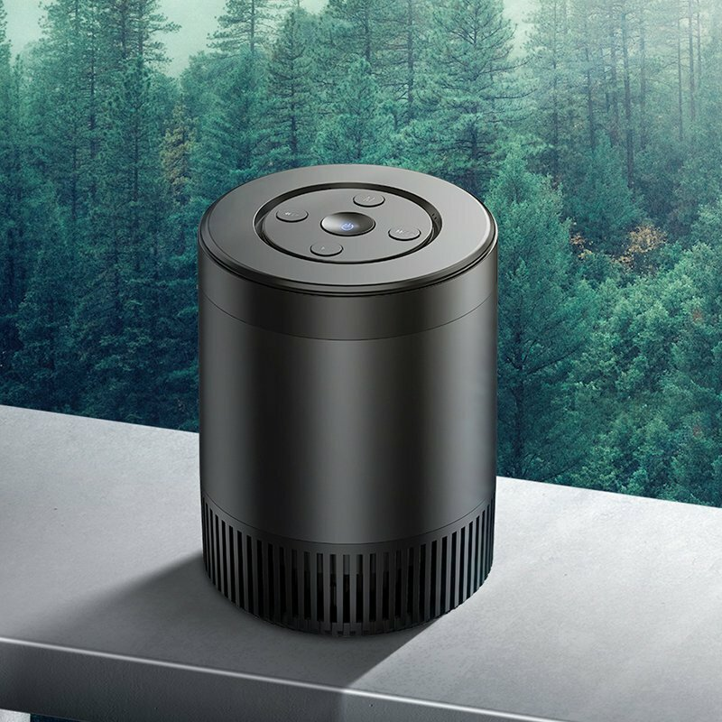Boxa portabila Bluetooth JoyRoom, stereo, negru, JR-M09