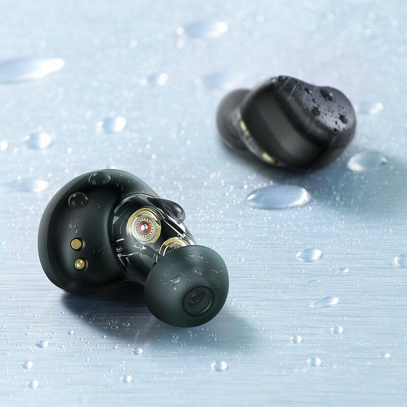 Casti wireless in-ear JoyRoom, TWS earbuds, Bluetooth, negru, JR-TL7