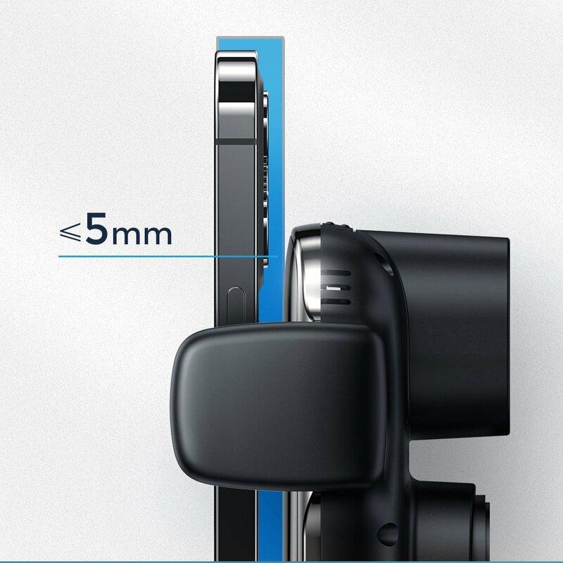 Suport telefon auto JoyRoom, incarcator wireless, JR-ZS248