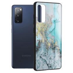 Husa Samsung Galaxy S20 FE Techsuit Glaze, Blue Ocean