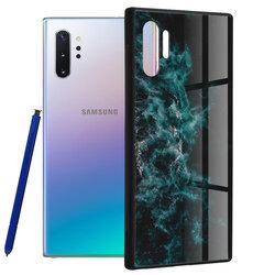 Husa Samsung Galaxy Note 10 Plus Techsuit Glaze, Blue Nebula