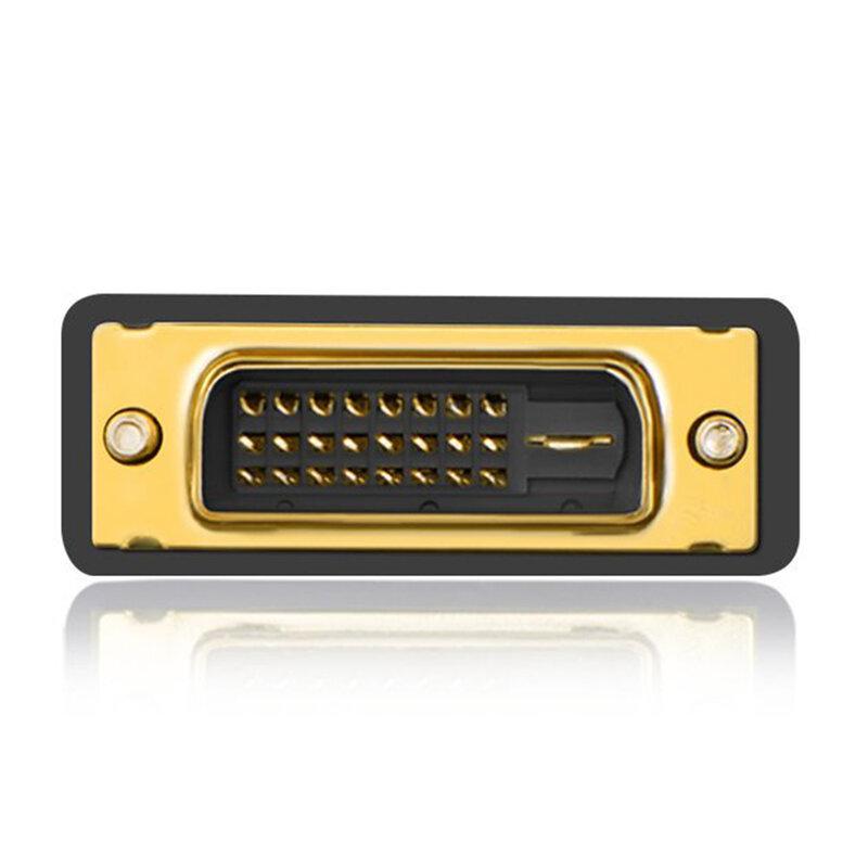 Adaptor HDMI la DVI-D 24+1 Ugreen, Full HD, 60Hz, negru, 20124