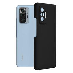 Husa Xiaomi Redmi Note 10 Pro Techsuit Soft Edge Silicone, negru