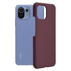 Husa Xiaomi Mi 11 Lite Techsuit Soft Edge Silicone, violet