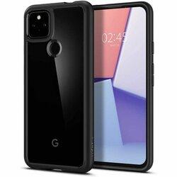 Husa Google Pixel 5a Spigen Ultra Hybrid - Matte Black
