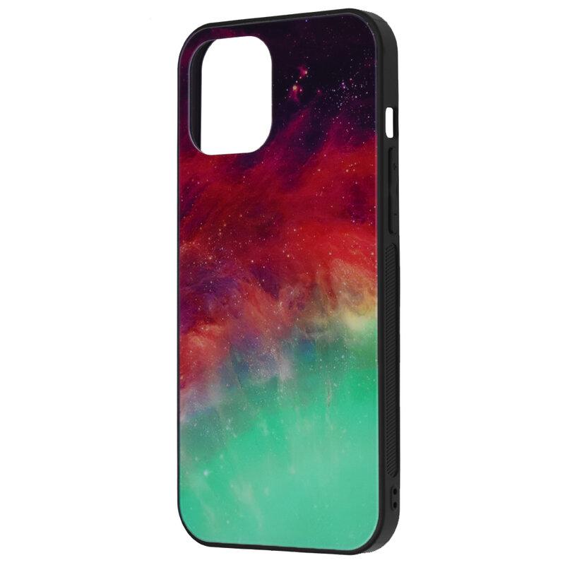 Husa iPhone 12 Pro Max Techsuit Glaze, Fiery Ocean
