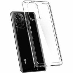 Husa Xiaomi Mi 11i Spigen Ultra Hybrid - Crystal Clear
