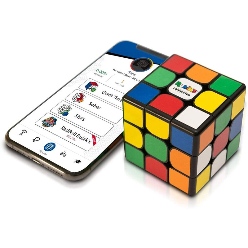 Cub rubik smart magnetic Rubik's Connected, Bluetooth, 3x3x3