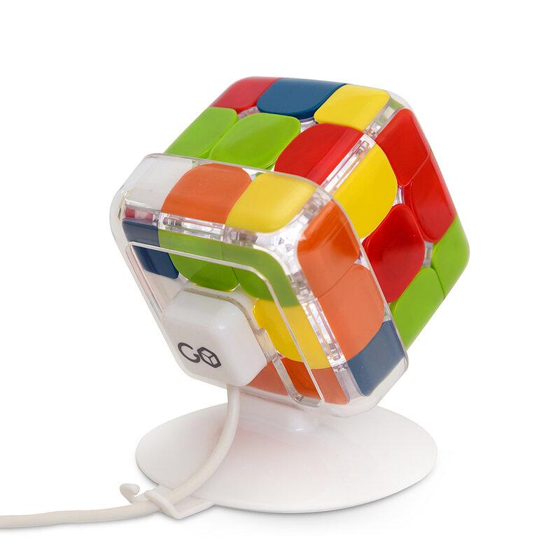 Cub rubik magnetic 3x3x3 profesional smart GoCube Edge, Bluetooth