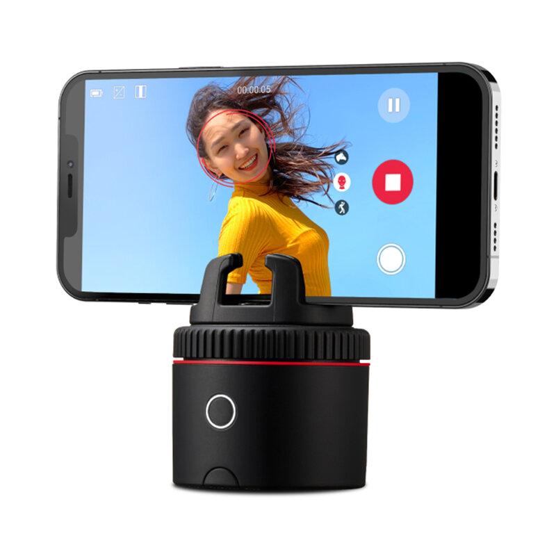 Kit suport stabilizator telefon pentru filmare Pivo Pod Red, Smart Tracking