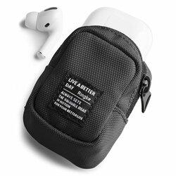 Gentuta earbuds universala Ringke Mini Pouch Block, negru