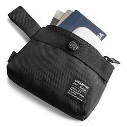 Gentuta earbuds universala Ringke Mini Pouch 2-Way Bag, negru