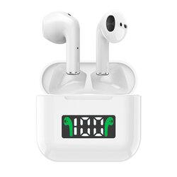 Casti wireless in-ear Dudao U14Pro, Bluetooth earbuds, alb