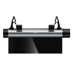 Suport saci gunoi auto Baseus + 40 saci menajeri, negru, CRLJD-C01