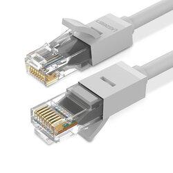 Cablu LAN UTP Cat 6 Ugreen, RJ45, 26 AWG, 1Gbps, 5m, gri, 20177