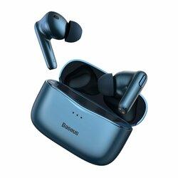 Casti wireless in-ear Baseus, Bluetooth earbuds, albastru, NGS2-03