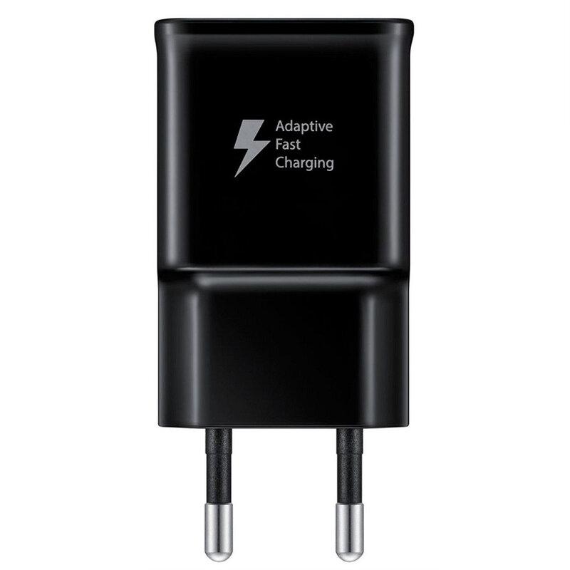 Incarcator USB Samsung original, 15W, blister, negru, EP-TA20EBENGEU