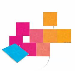 [Pachet 9x] Panouri luminoase modulare Nanoleaf Canvas Smarter Kit