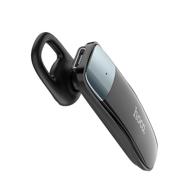 Casca handsfree Bluetooth in-ear Hoco E31 cu microfon, negru