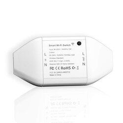 Releu smart Wi-Fi Meros MSS710, comutator inteligent, 10A, alb