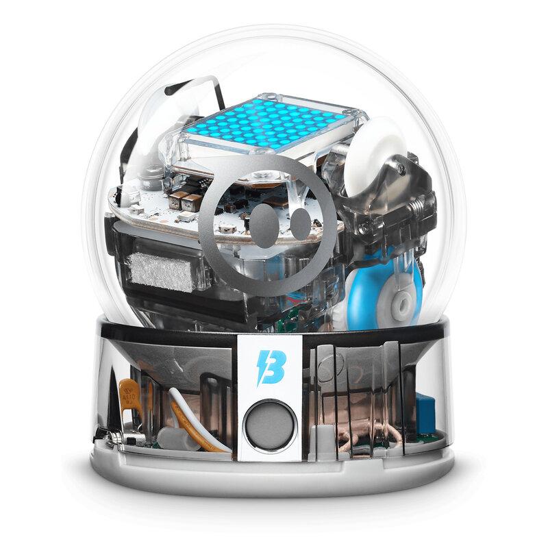 Bila robot coding inteligent Sphero Bolt, JavaScript, Scratch, Swift