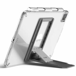 Suport tableta birou Ringke Outstanding, prindere adeziva, gri inchis