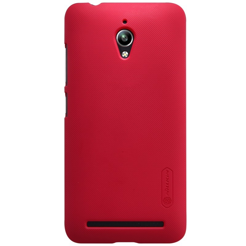 Husa ASUS ZenFone Go ZC500TG Nillkin Frosted Red