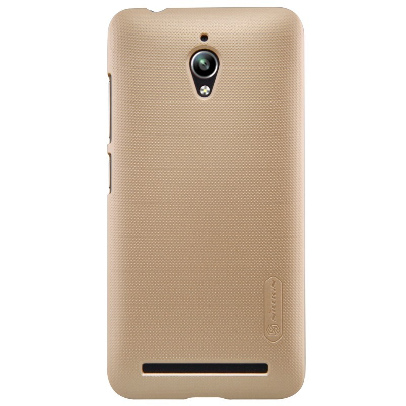 Husa ASUS ZenFone Go ZC500TG Nillkin Frosted Gold