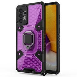 Husa antisoc Samsung Galaxy A72 5G Techsuit Honeycomb, roz