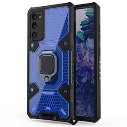 Husa antisoc Samsung Galaxy S20 FE Techsuit Honeycomb, albastru