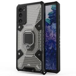Husa antisoc Samsung Galaxy S20 FE Techsuit Honeycomb, negru