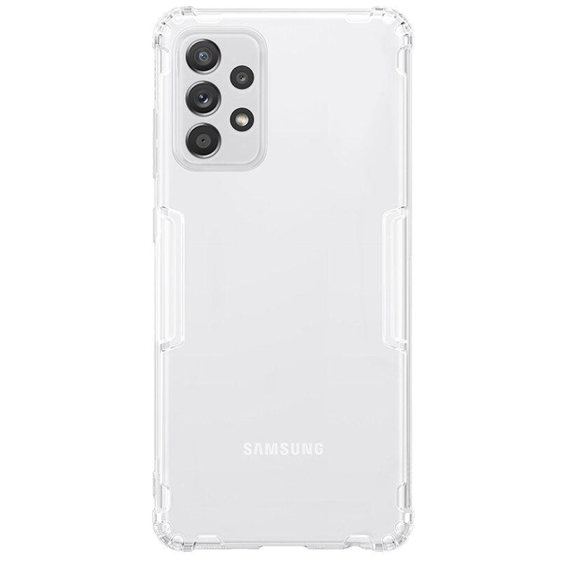Husa Samsung Galaxy A72 5G Nillkin Nature TPU - Clear