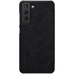Husa Samsung Galaxy S21 FE 5G Nillkin QIN Leather - Negru