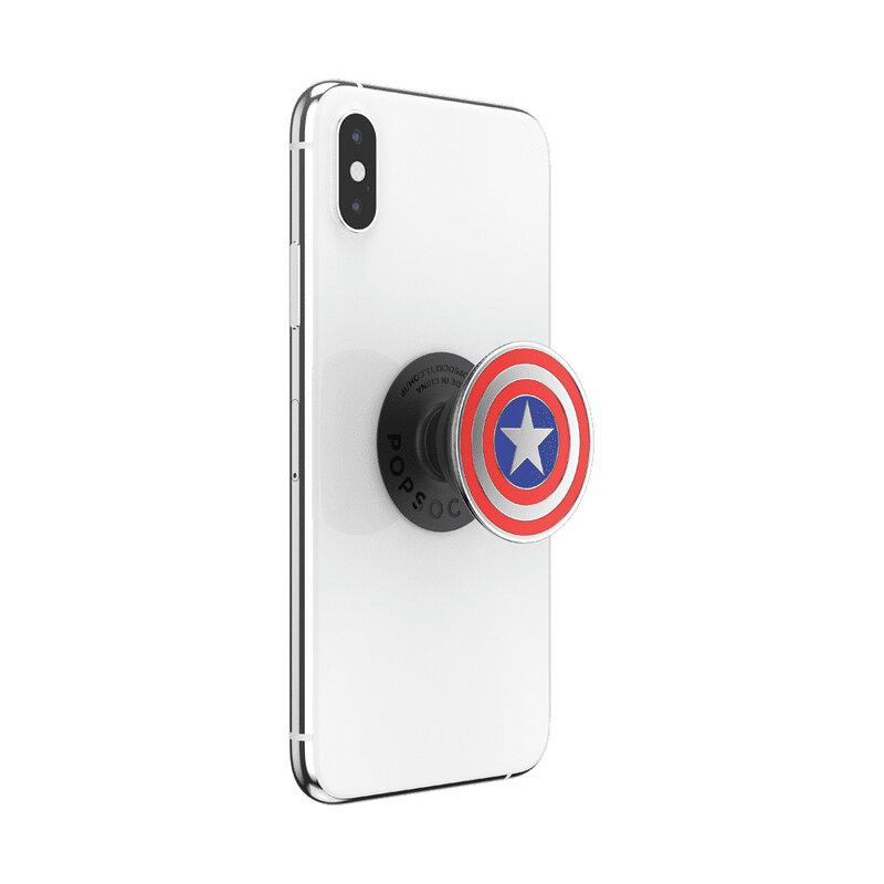 Popsockets Original, Suport Cu Functii Multiple, Captain America