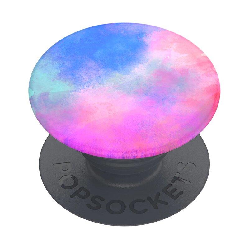 Popsockets Original, Suport Cu Functii Multiple, Painted Haze