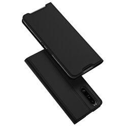 Husa Sony Xperia 5 III Dux Ducis Skin Pro - Negru