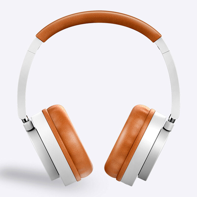Casti On-Ear Wired Foldable Recci REH-A02 DeepSound  - Alb