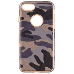 Husa Apple Iphone 7 NX Camo SuperSlim - Blue