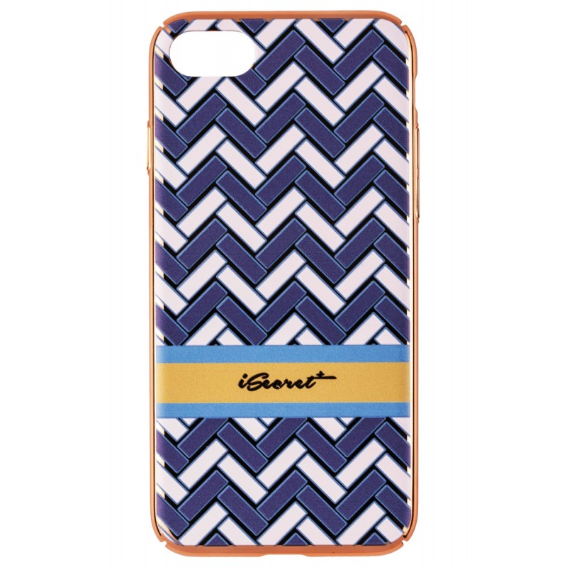Husa iPhone 7 iSecret UltraSlim - Tribal Pattern