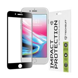 Folie sticla iPhone 8 Techsuit 111D Full Glue Full Cover, negru