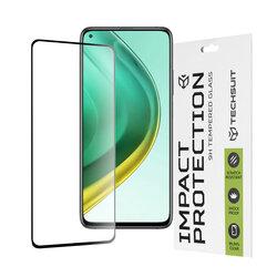 Folie sticla Xiaomi Mi 10T Pro 5G Techsuit 111D Full Glue Full Cover, negru