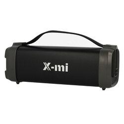 Boxa portabila Bluetooth TWS X-mi F52, USB, Jack 3.5mm, negru