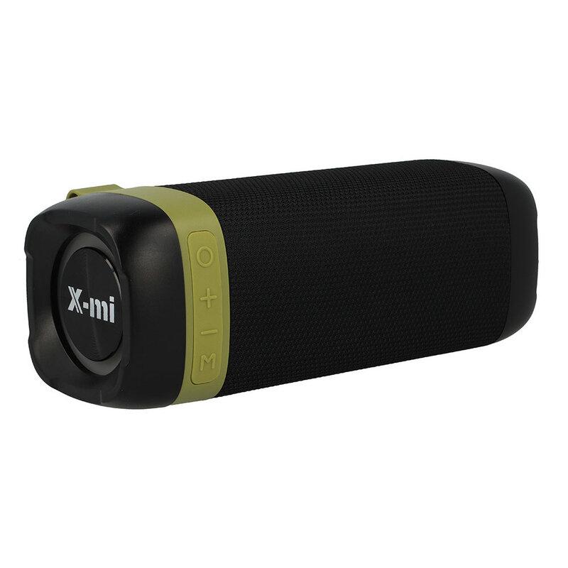 Boxa portabila Bluetooth TWS X-mi GF402, USB, Jack 3.5mm, negru