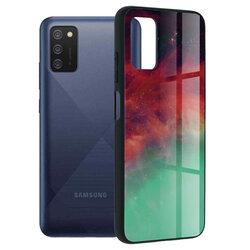 Husa Samsung Galaxy A03s Techsuit Glaze, Fiery Ocean